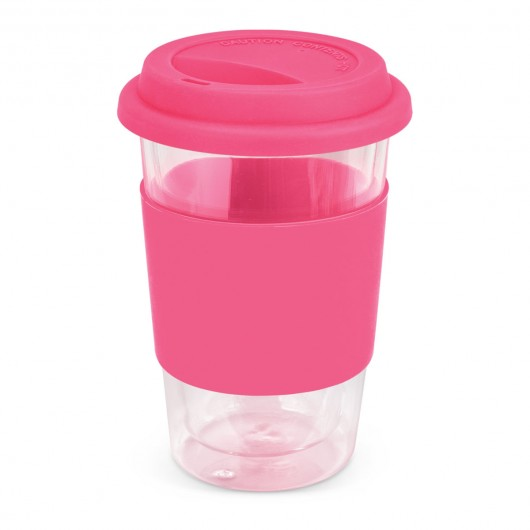 Pink Premium Mosman Glass Cups