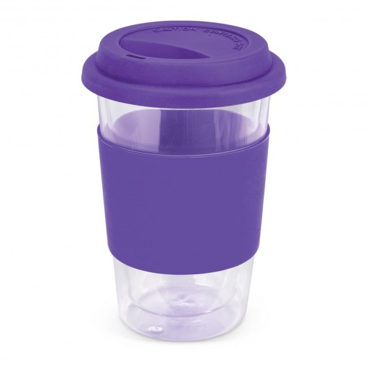 Purple Premium Mosman Glass Cups