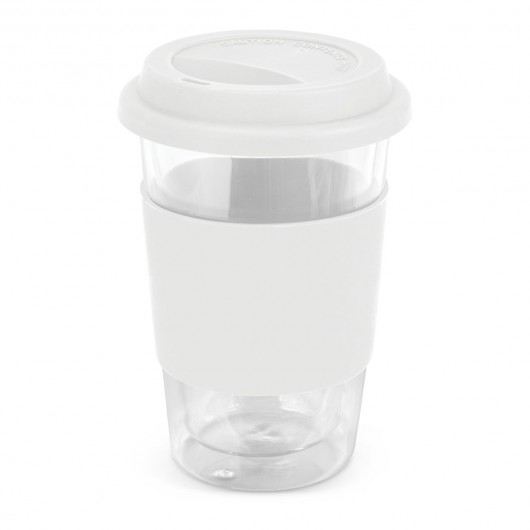 White Premium Mosman Glass Cups