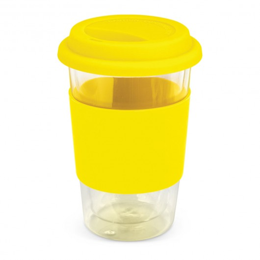 Yellow Premium Mosman Glass Cups