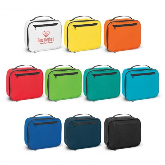 Printed Lunch Cooler Bags