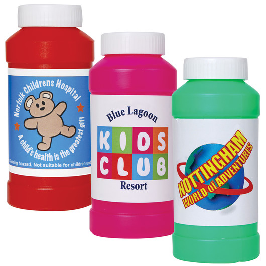Promotional Bubble Kits