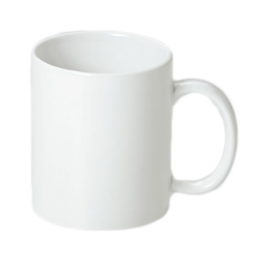 Promotional Coffee Mugs White