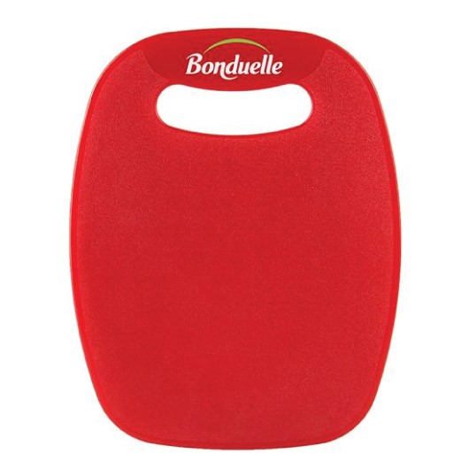 Promotional cutting board Red