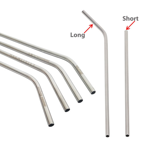 Promotional Straws Sizes
