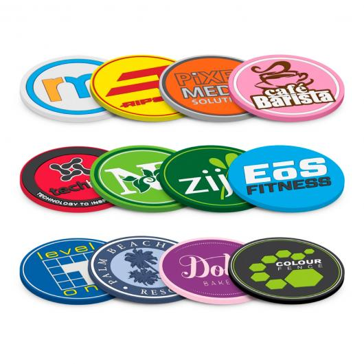 Promotional PVC Coasters