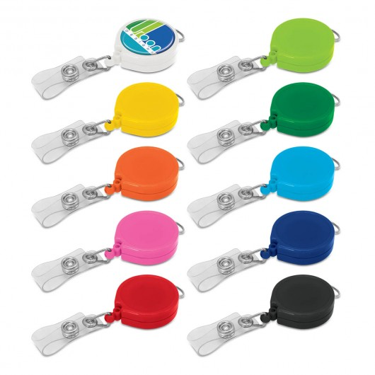 Promotional Retractable ID Holders