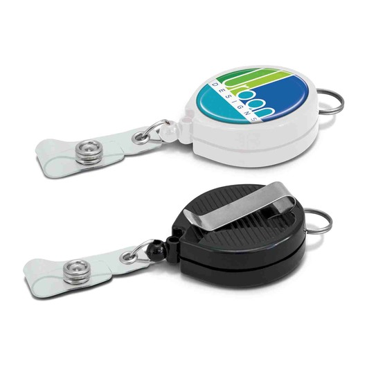 Retractable ID Holders