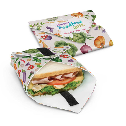 Promotional Re-usable Food Wraps