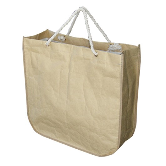 Natural Rounded Corner Paper Bags