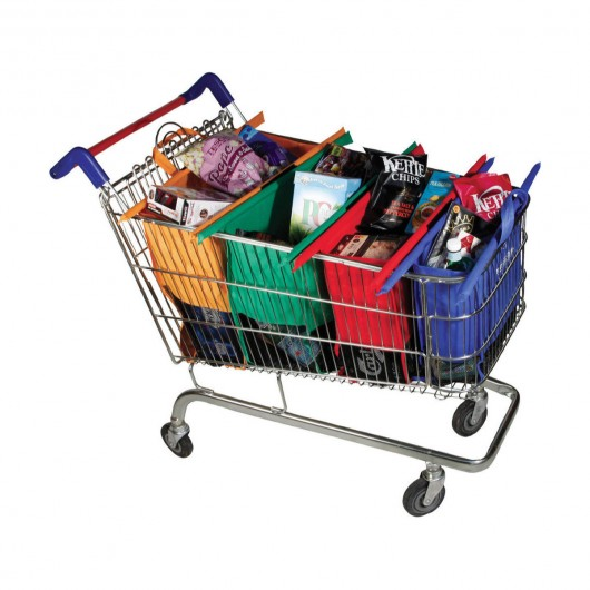 Promotional Shopping Trolley Bags