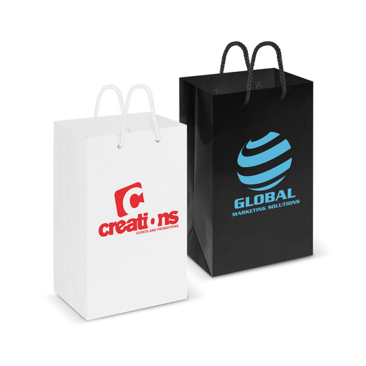 Small Laminated Carry Bags
