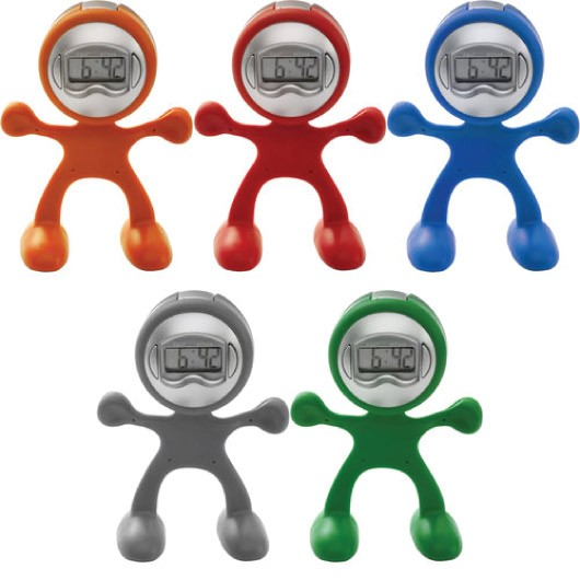 Sport Man Clocks