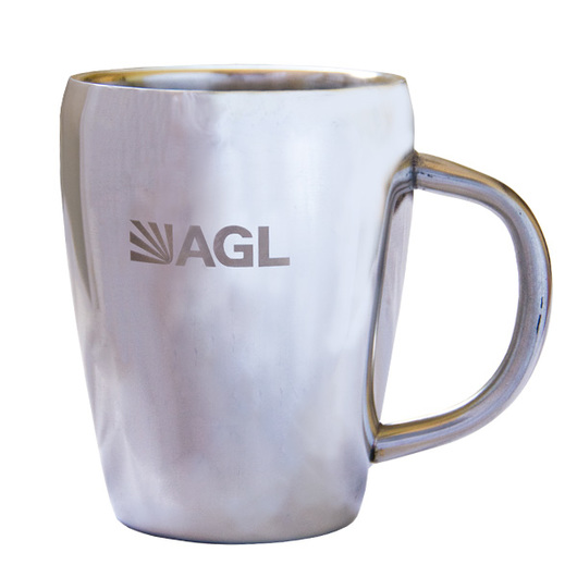 Stainless Steel Mugs Laser