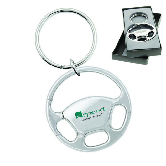 Steering Wheel Keychains