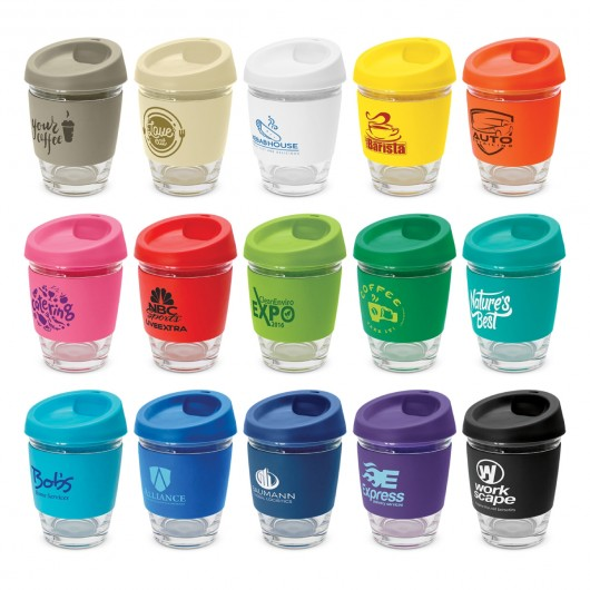 Promotional Glass Eco Cups