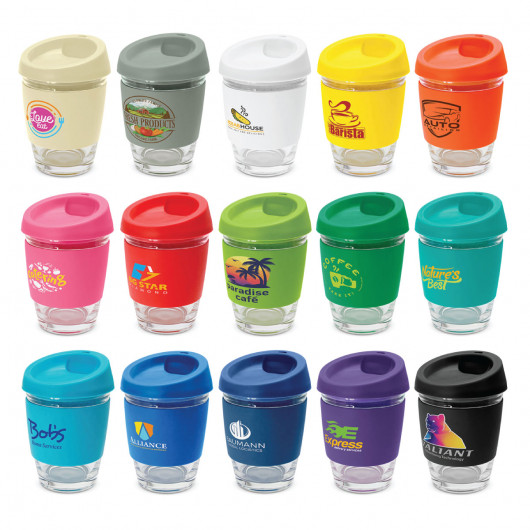Stirling Glass Cups Colours