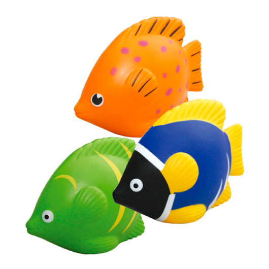 Promotional Stress Fish Group