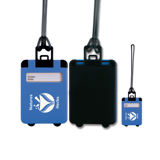 Taggy Luggage Tags