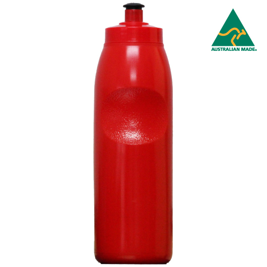 Traction Red Drink Bottles