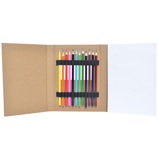 Trifold Colouring Sketch Pads