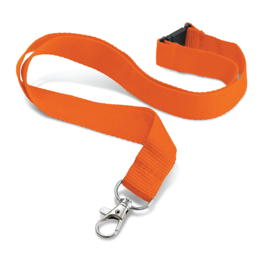 Orange20mmUltimoLanyards