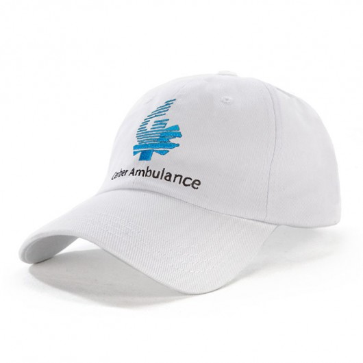 Promotional Unstructured Heavy Brushed Caps