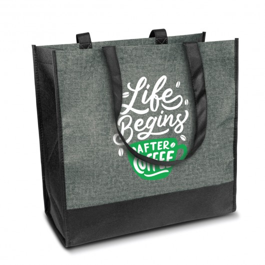 Urban Shopper Heather Totes printed