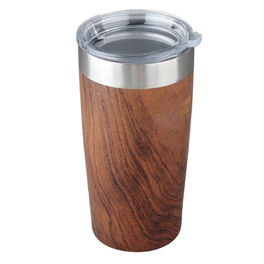 Vacuum Travel Mugs Wood