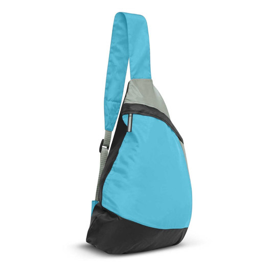 Porto Slinger Bags Light Blue