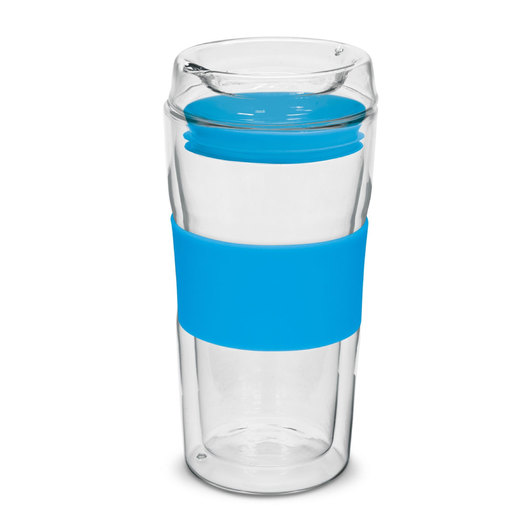 Vaucluse Glass Eco Cups Light Blue
