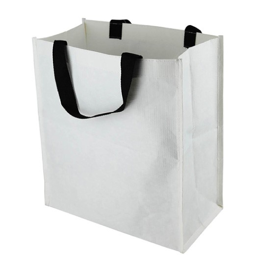 Warp and Weft Paper Bags