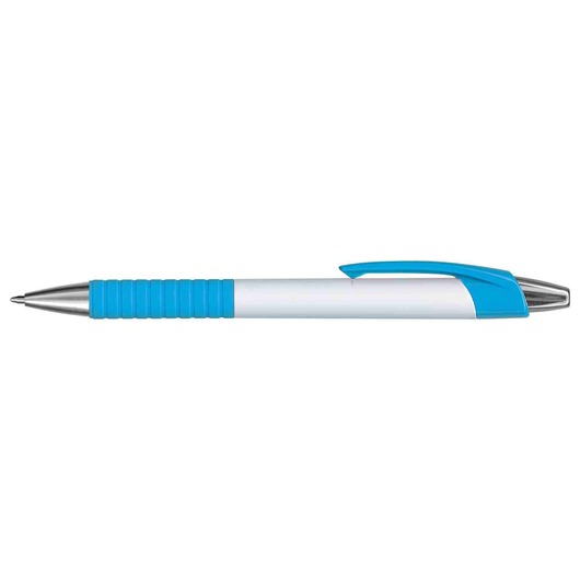 White Barrel Malvern Pens