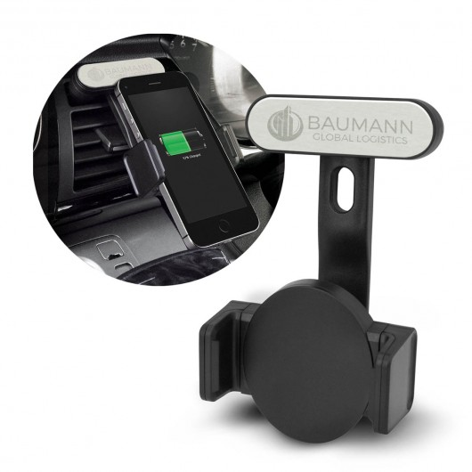 Wireless Charging Car Holders