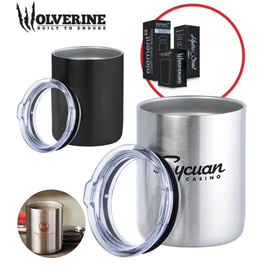 Wolverine Vacuum Mugs Group