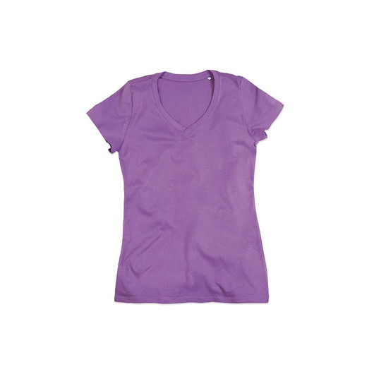 Womens Organic V Neck Tees