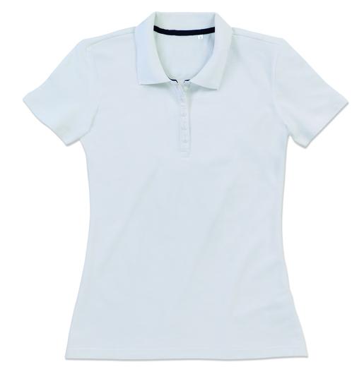 Womens Premium Cotton Polos