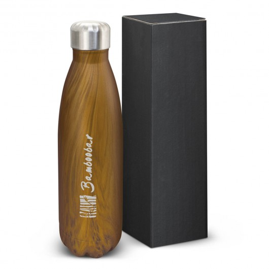 Promotional Wood Grain Bottles