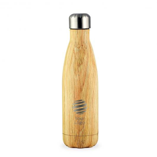 Engraved Woodsman Thermal Bottles