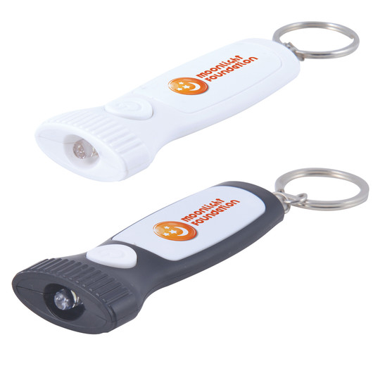 Yarra Flashlight Keyrings