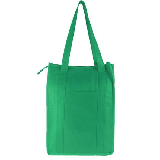 GreenZipperCoolerBags