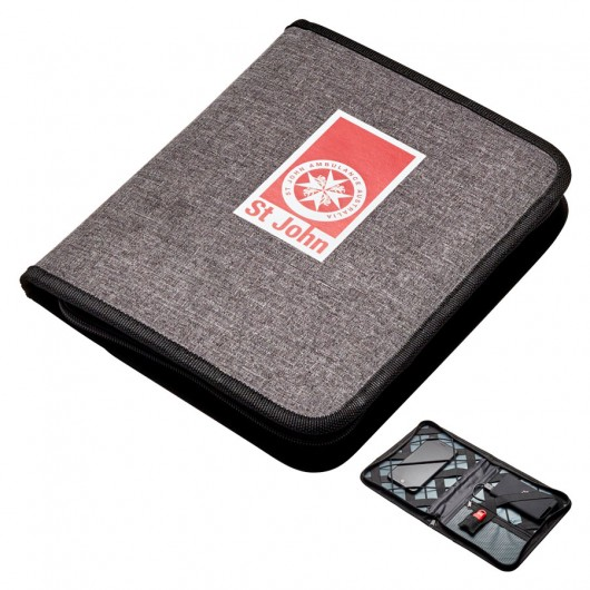 Promotional Zippered Gadget Cases