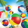 48cm Mix n Match Beach Balls lifestyle image