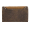 AGRADE Sueded Leatherette Smart Wallets