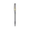 Bic Super Clip Clear Pens