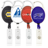 Carabiner Clip Retractable Badge Holders