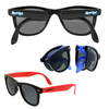 Collapsible Retro Sunglasses