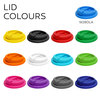 Double Wall Cup 2 Go Lid Colours