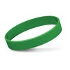 Embossed Silicone Bands Dark Green