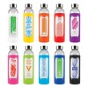 Express Silicone Glass Bottles